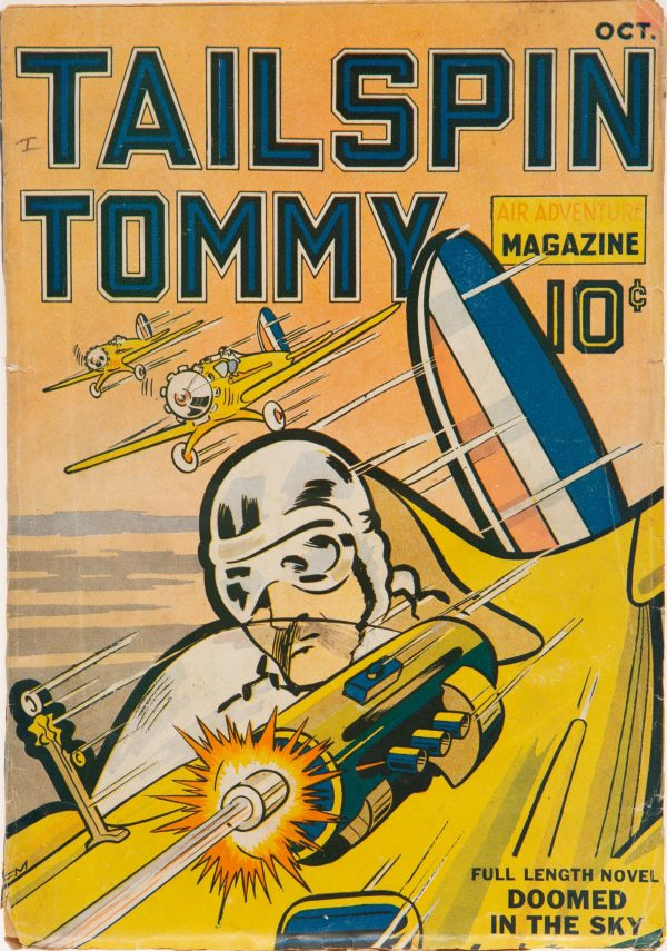Tailspin Tommy Air Adventure - October 1936