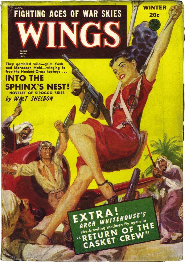 Wings Winter, 1943-44