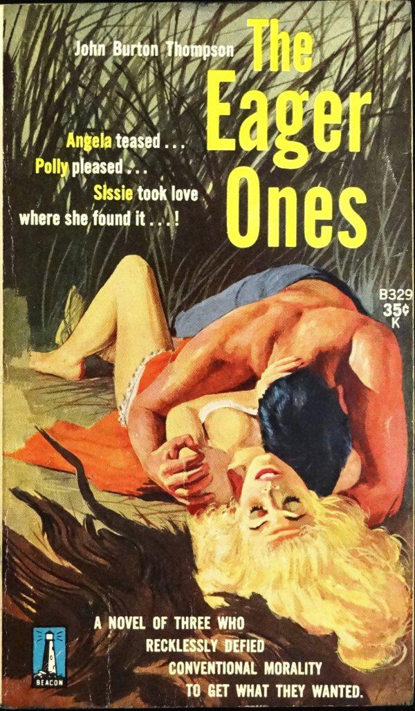 Beacon B-329 Paperback Original(1960).  Cover Art is Uncredited