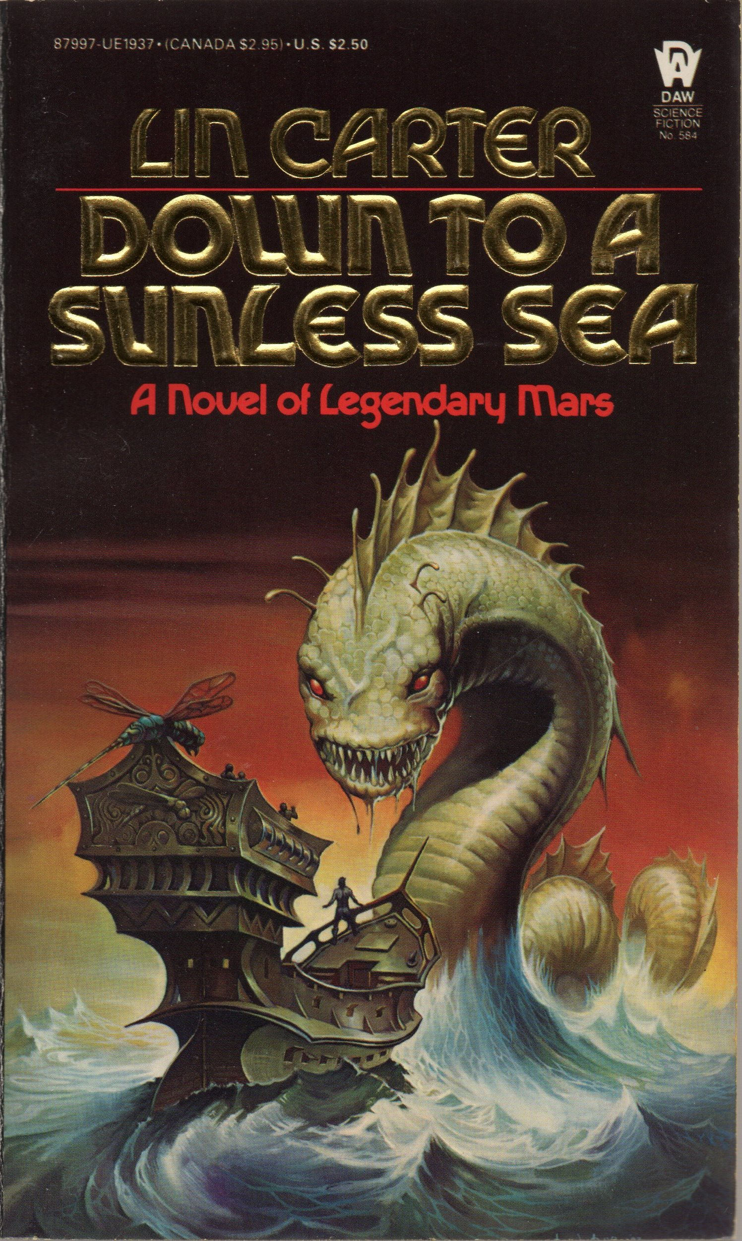down to a sunless sea by A couple months ago a friend/coworker lent me his copy of the books of magic as my first introduction to neil gaiman he's a huge fan and was eager to convert me.
