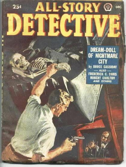 All-Story Detective December 1949
