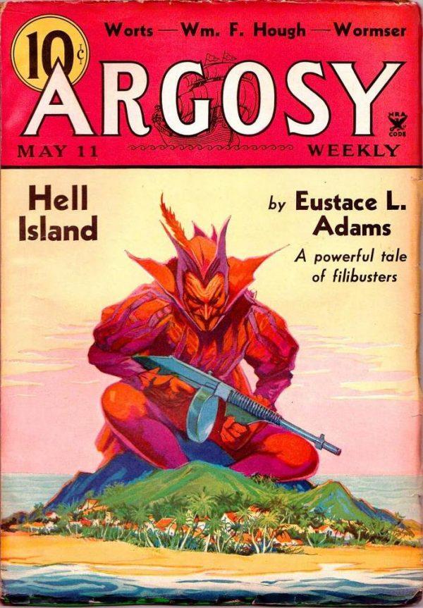 Argosy - May 11 1935