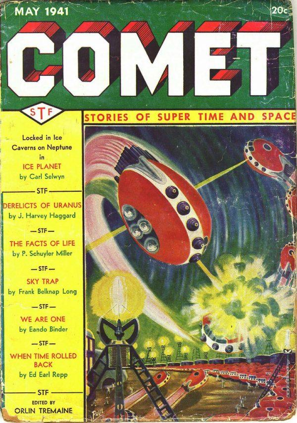 Comet Stories, May 1941