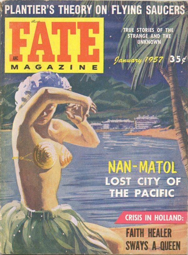 Fate Magazine Janaury 1957
