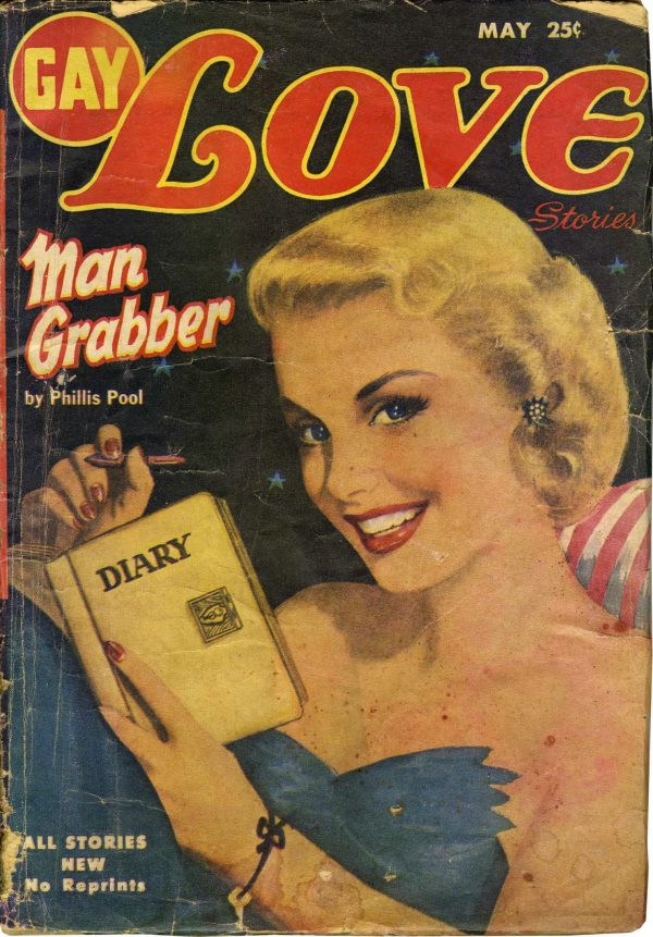 Gay Love Stories May 1955