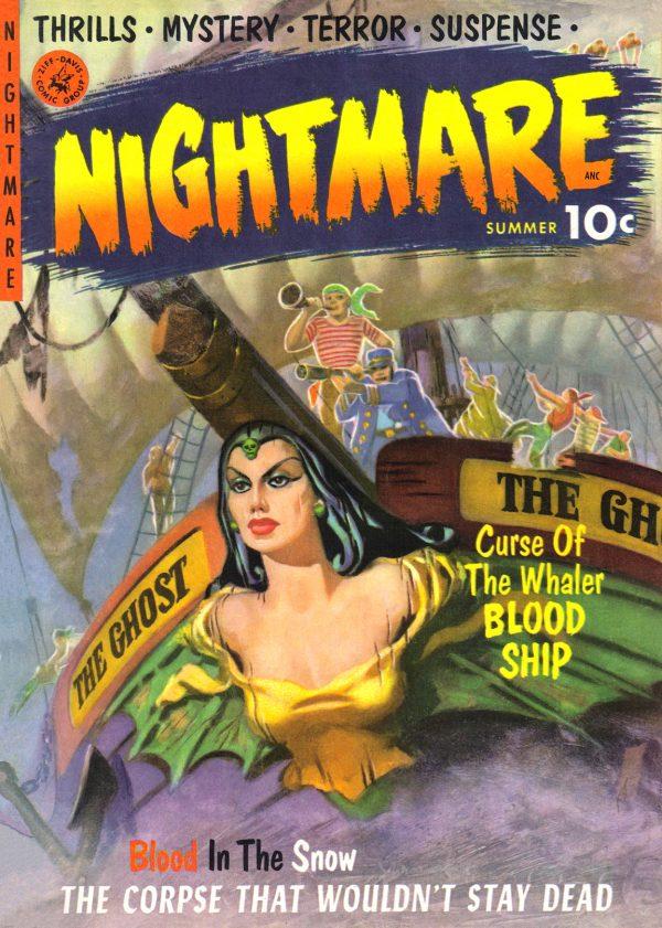 Nightmare 01 - 01