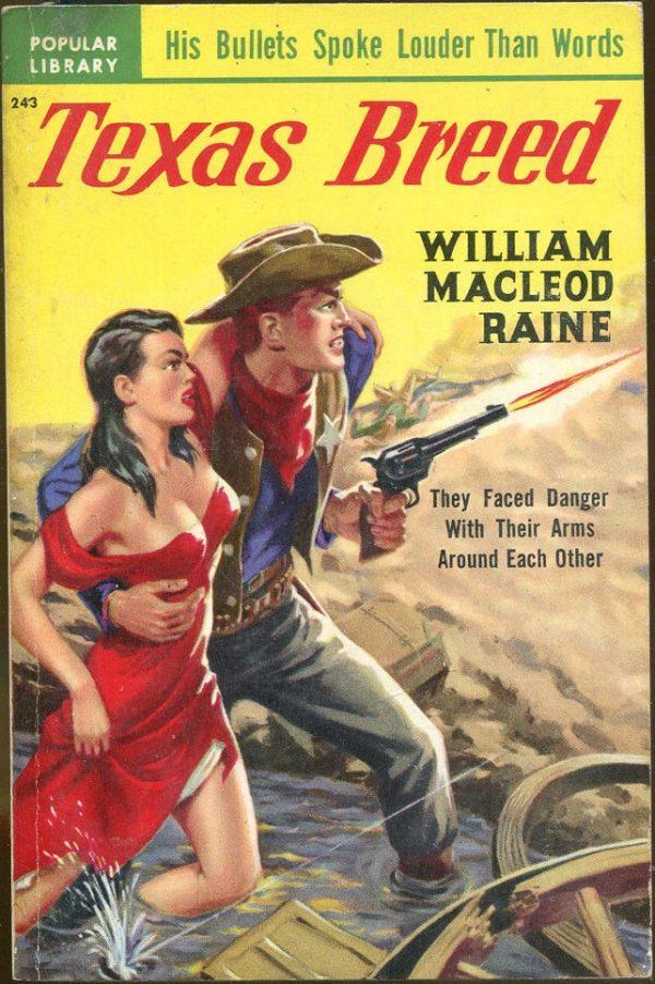 Popular Library #243, 1950