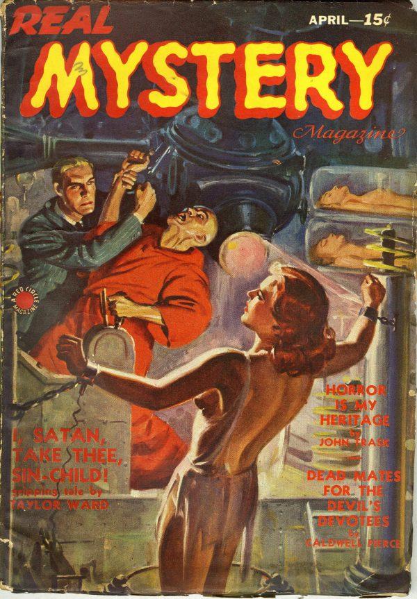 Real Mystery Magazine V1#1