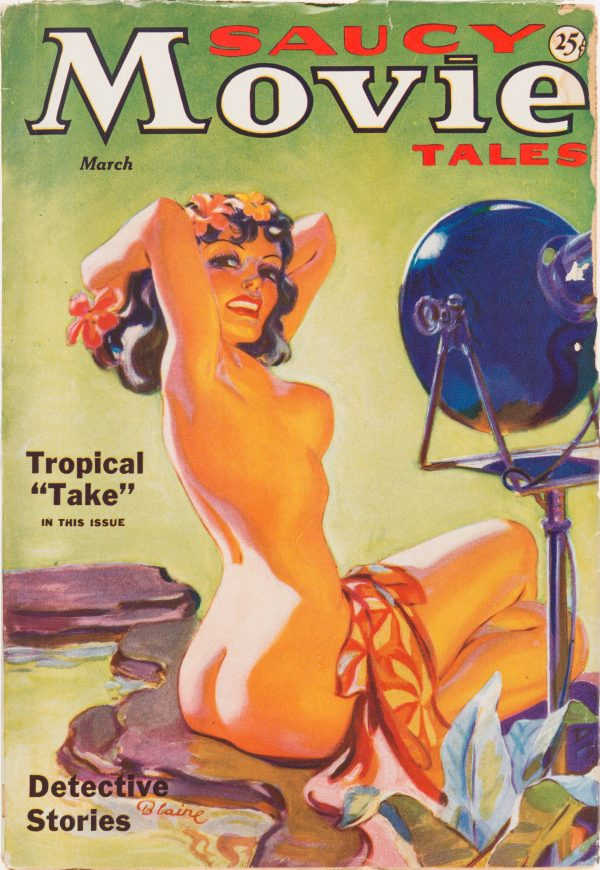Saucy Movie Tales -1936 March