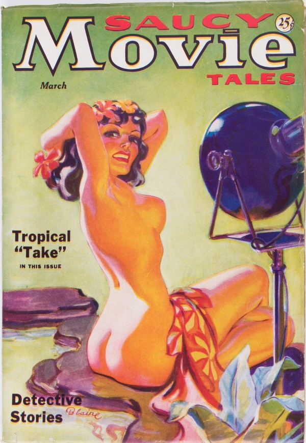 Saucy Movie Tales - March 1936