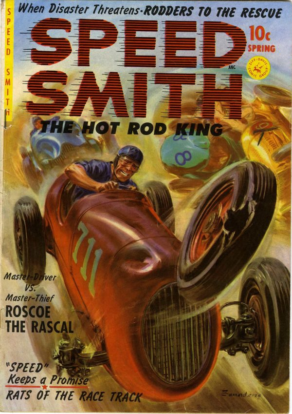 Speed Smith - The Hot Rod King #1