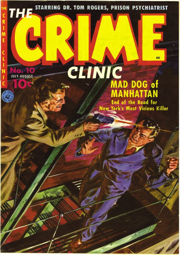 The Crime Clinic #10