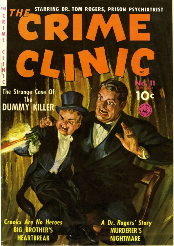 The Crime Clinic #11