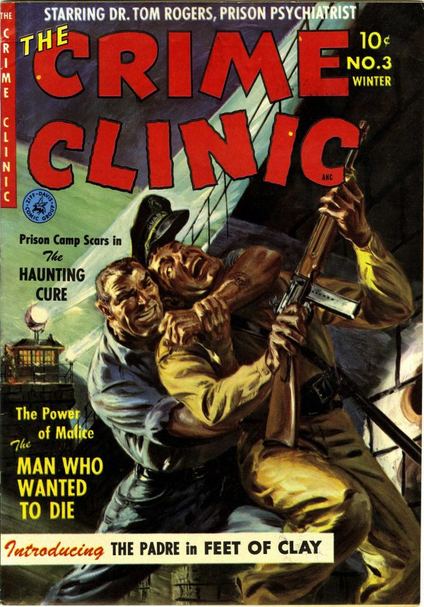 The Crime Clinic #3