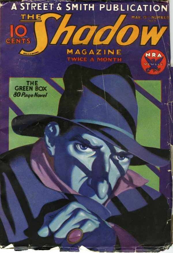 The Shadow Magazine (Pulp) V9#2 (March 1934)