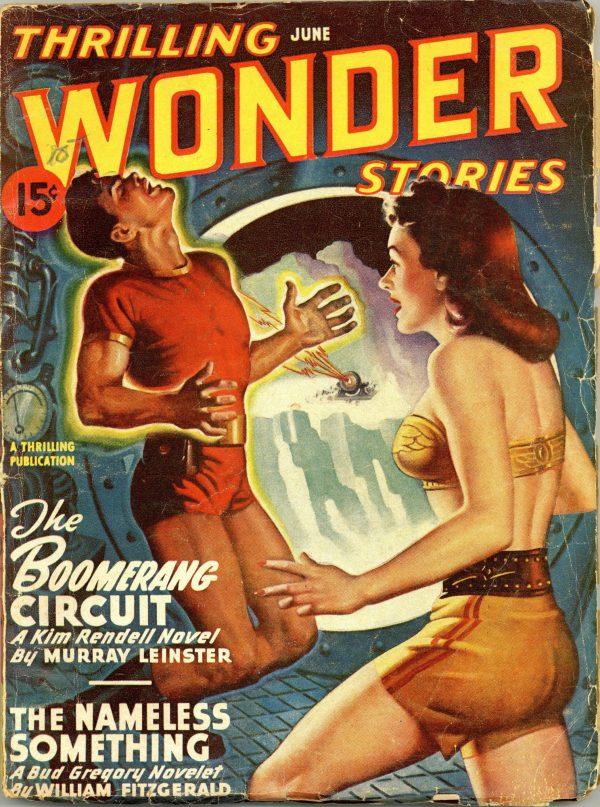 Thrilling Wonder Stories 1947 June