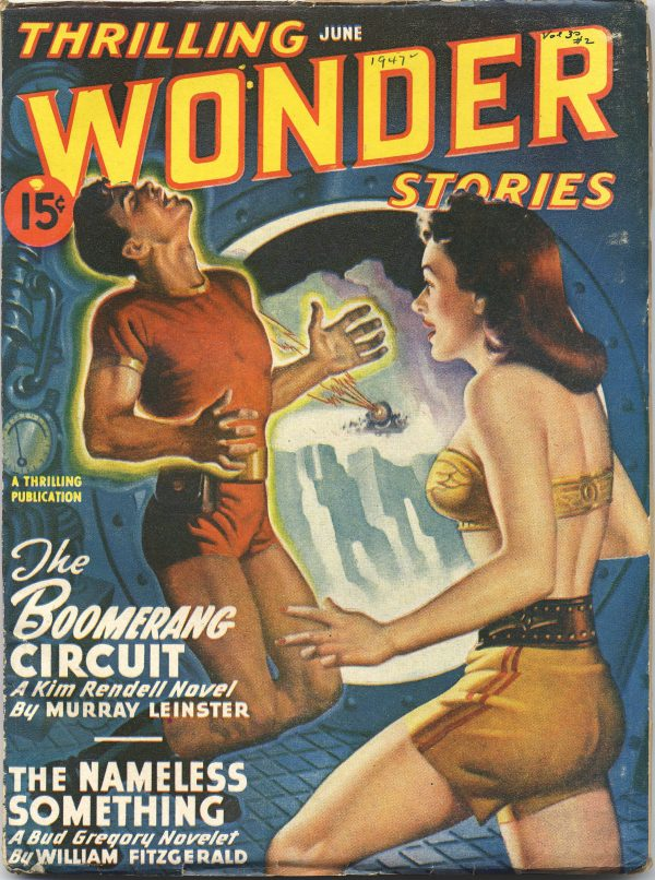 Thrilling Wonder Stories June 1947