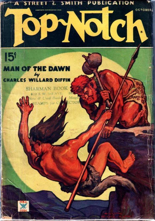 Top Notch 1934 October