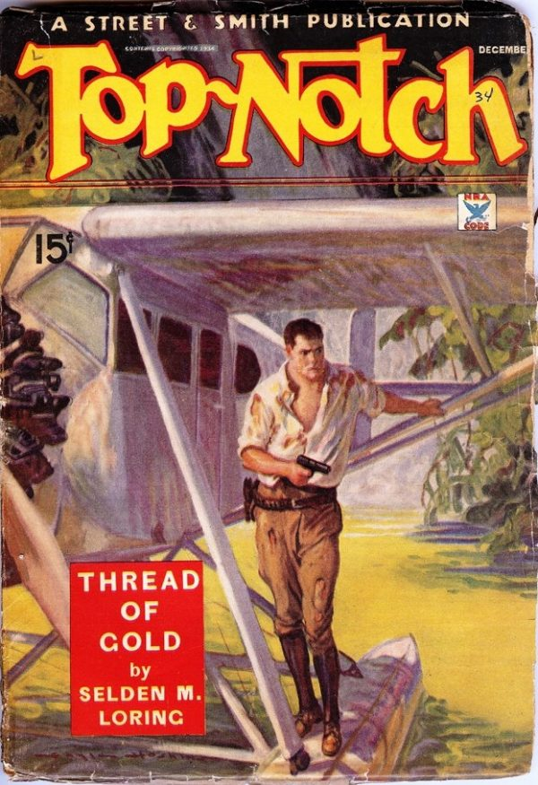 Top Notch December 1934
