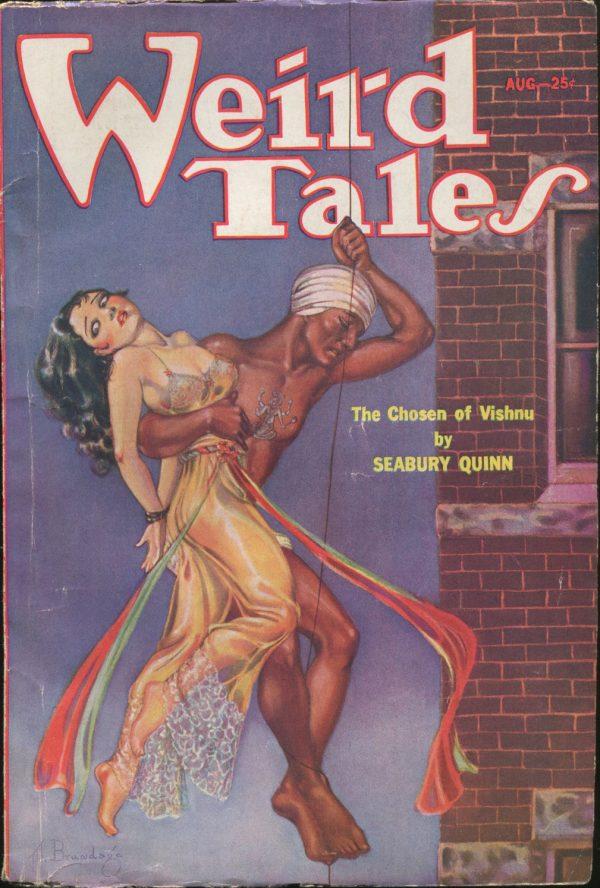 Weird Tales (August 1933)