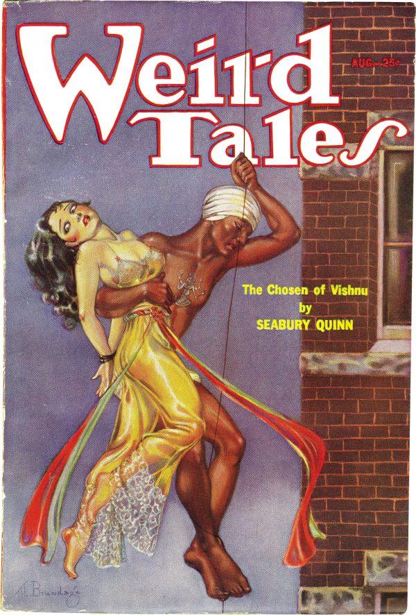 Weird Tales - August 1933