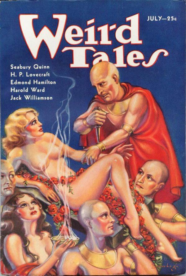 Weird Tales (July 1933)