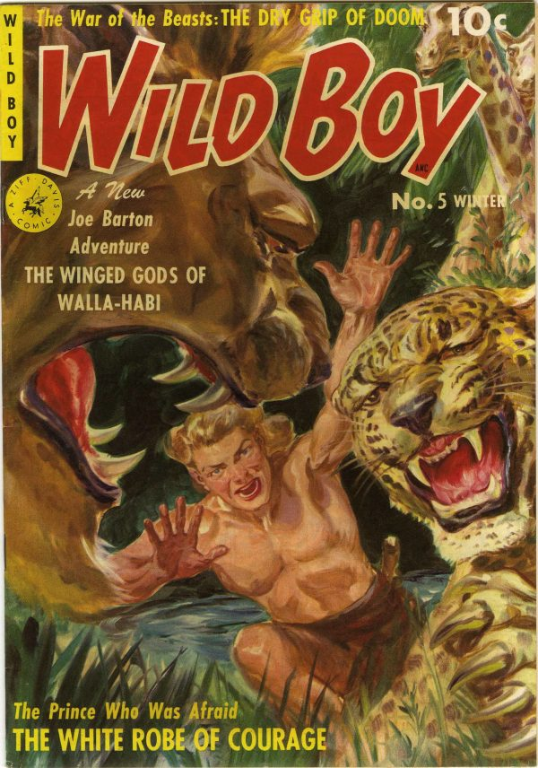 Wild Boy of the Congo #5