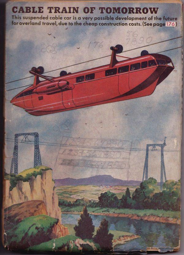 Amazing Stories 9-1945