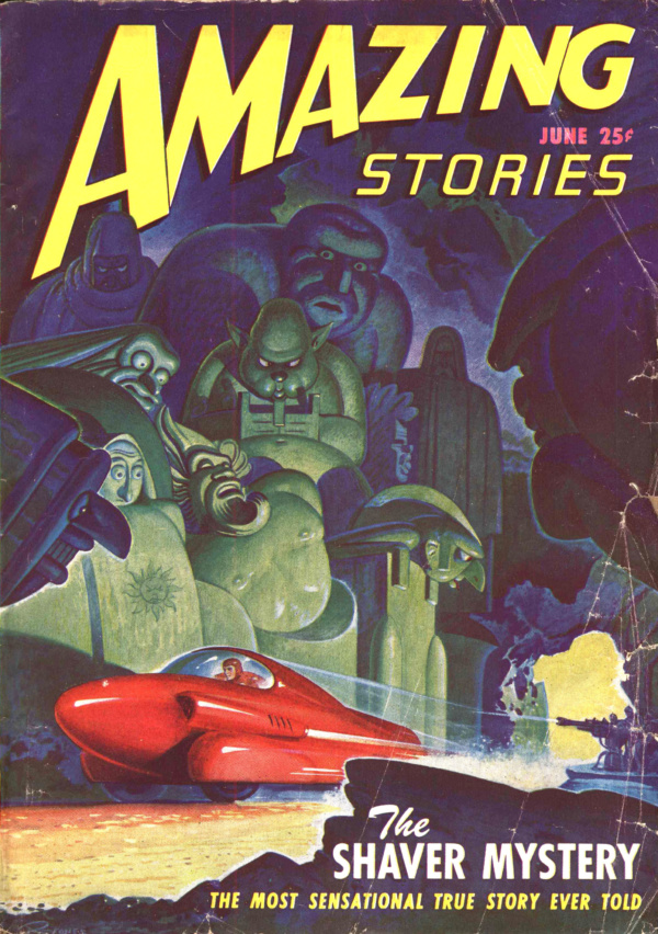 Amazing Stories June 1947