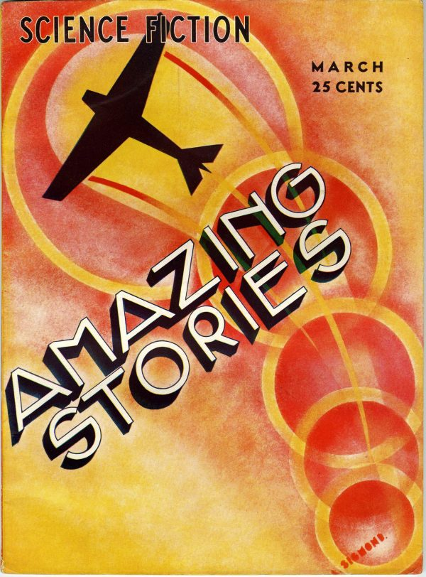 Amazing Stories March 1933