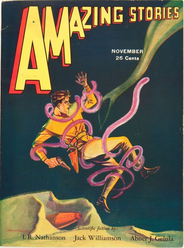 Amazing Stories, November 1931