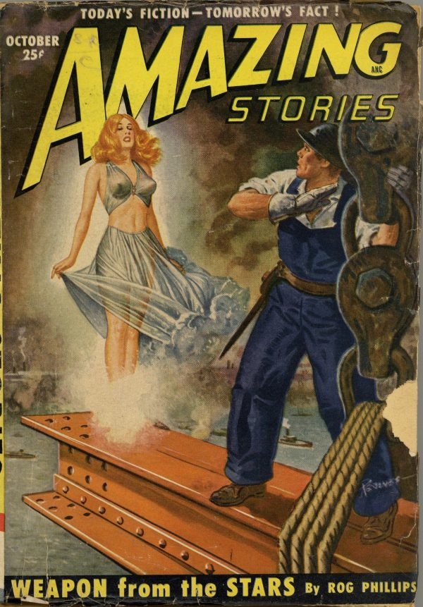 Amazing Stories October 1950