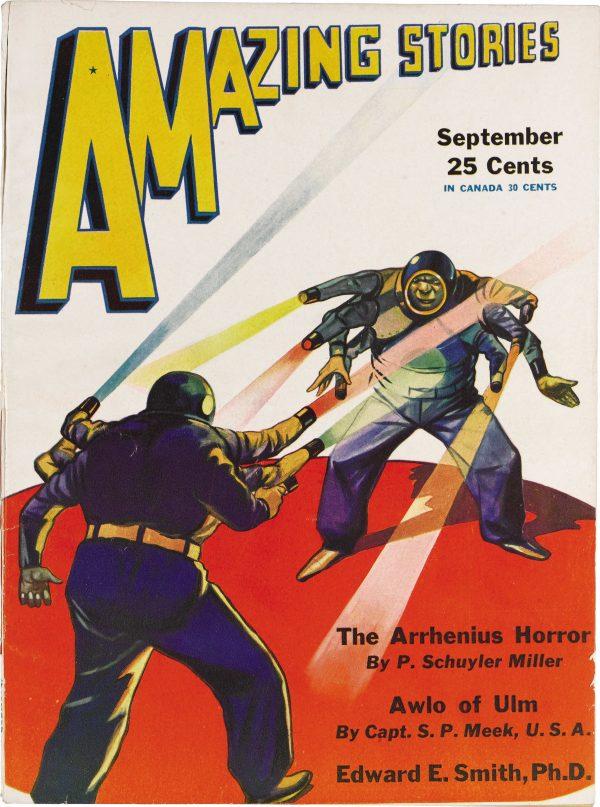 Amazing Stories, September 1931