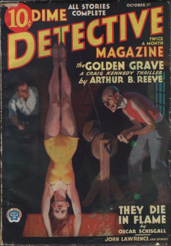 Dime Detective Oct1 1933