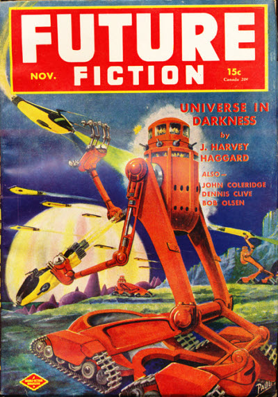 Future Fiction November 1940