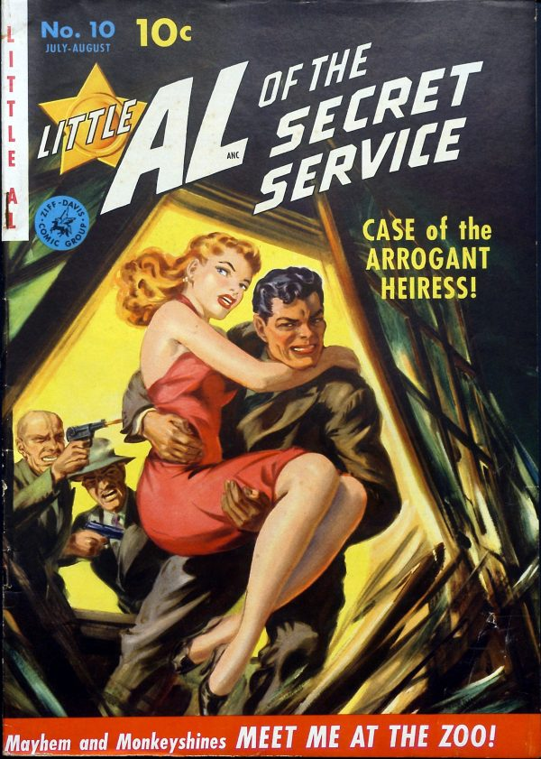 Little_Al_of_the_Secret_Service_010 Cover