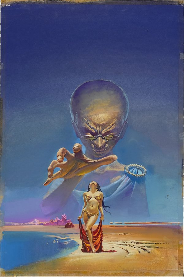 Master Mind of Mars (1972) Bruce Pennington