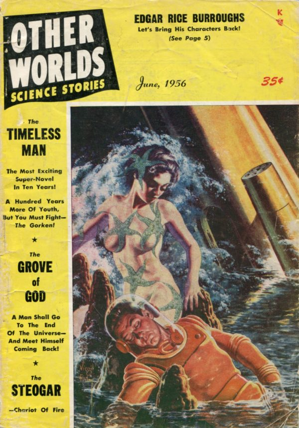 Other Worlds Science Stories June 1956