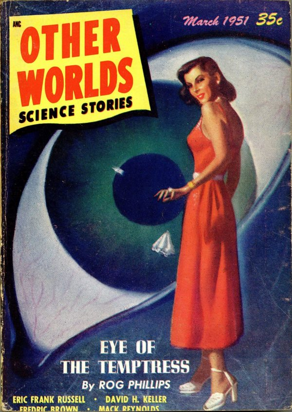 Other Worlds Science Stories March 1951