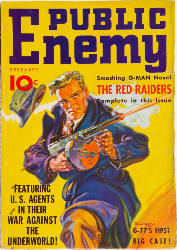 Public Enemy - 1935 December