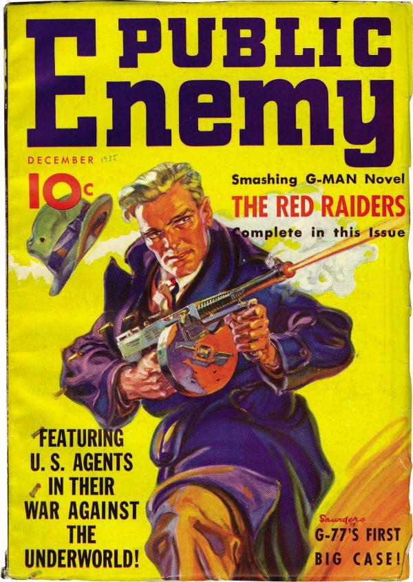 Public Enemy December 1935