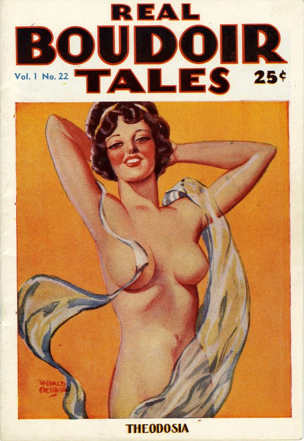 Real Boudoir Tales V1#22 (Burnham Company, 1935)