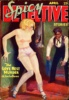 SPICY DETECTIVE STORIES. April 1934 thumbnail