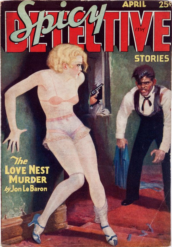 Spicy Detective April 1934