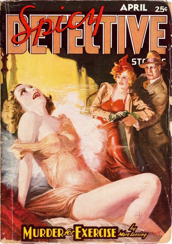 Spicy Detective - April 1937