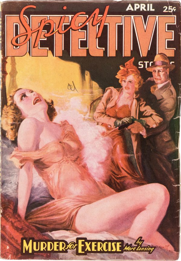 Spicy Detective - April 1937