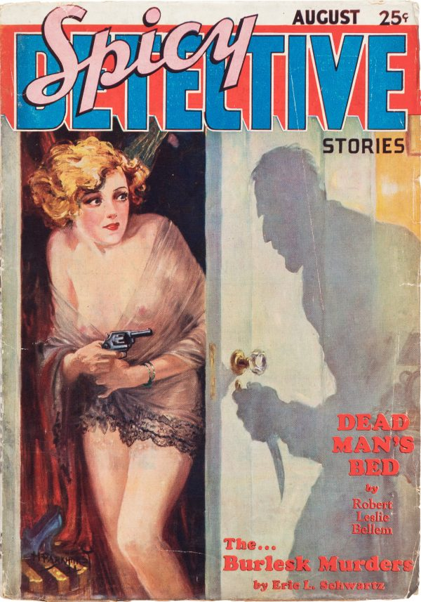 Spicy Detective - August 1934