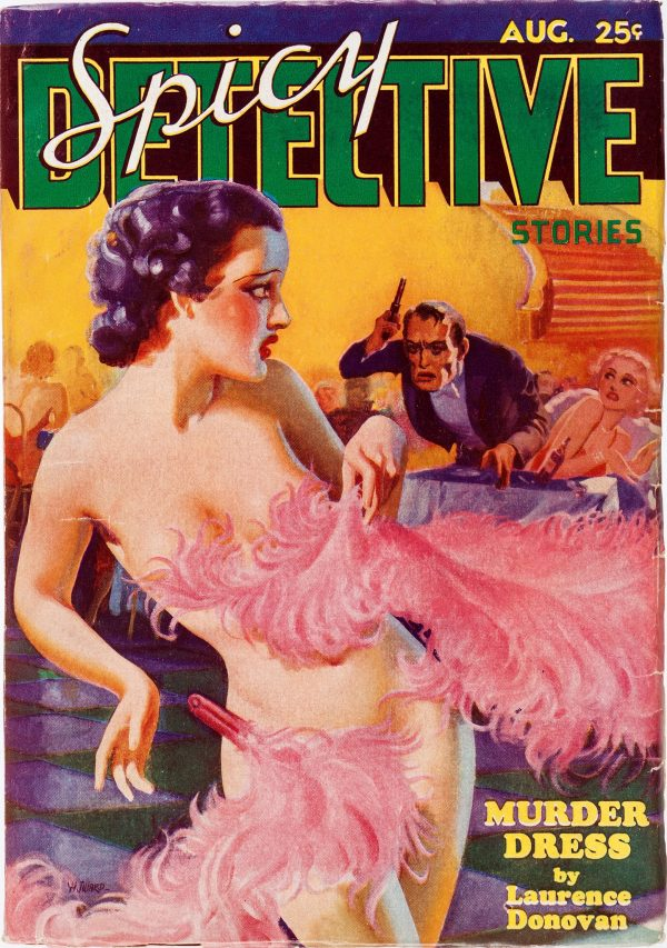 Spicy Detective - August 1935