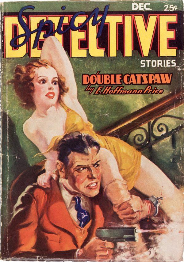 Spicy Detective - December 1936