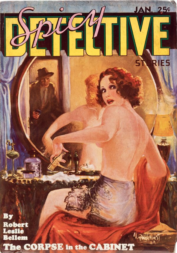 Spicy Detective - January 1935
